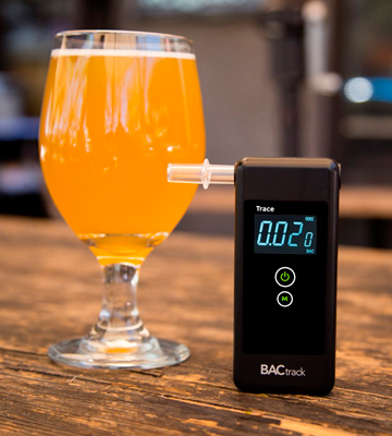 Review of BACtrack BT-P3 Trace Breathalyzer