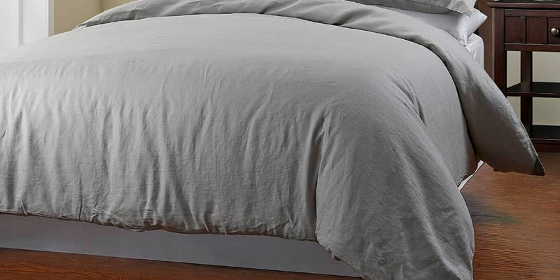 Review of Hotel Sheets Direct Dark Gray 100% Bamboo Cooling Sheets