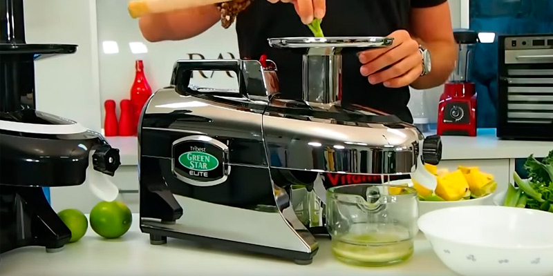 Review of Tribest GSE-5050 Greenstar Elite Cold Press Complete Masticating Juicer