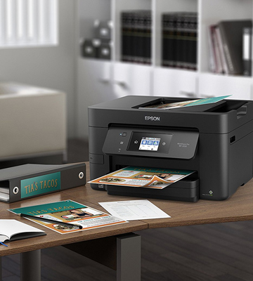 Review of Epson WorkForce Pro WF-3720 All-in-One Printer