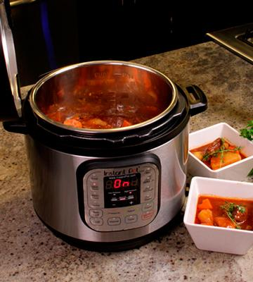 Review of Instant Pot DUO80 (7-in-1) Electric Pressure Cooker