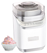 Cuisinart ICE-60W Cool Creations Ice Cream Maker