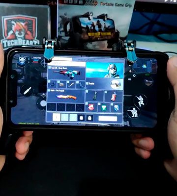 Review of GOFOYO K21 Mobile Game Controller