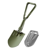 REDCAMP Military Folding Camping Shovel
