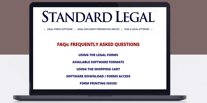Detailed review of Standard Legal For Sale By Owner Legal Forms Software