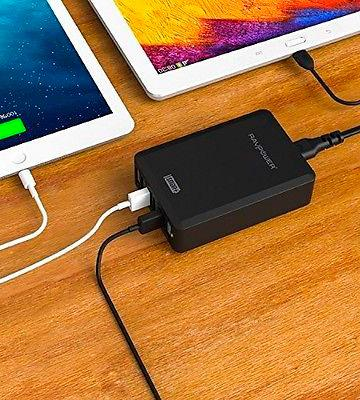 Review of RAVPower Desktop Charging Station