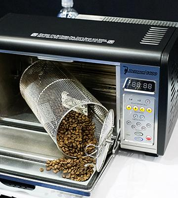 Review of Behmor 1600 Plus Customizable Drum Coffee Roaster