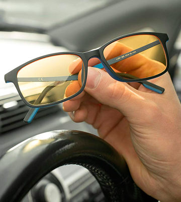 Review of Lumin 4332641470 Night Driving Glasses SOL