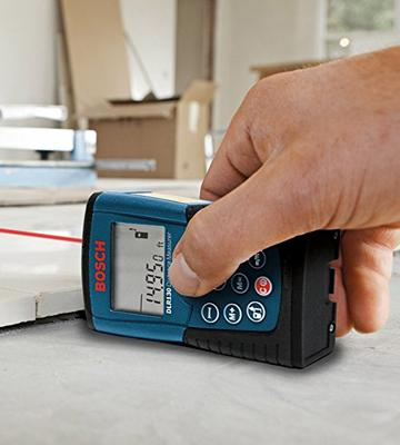 Review of Bosch DLR130K Laser Measure