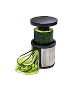 So Nourished Veggie Spiral Cutter Zoodle Maker