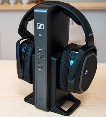 Review of Sennheiser RS 175 RF Wireless Headphone System