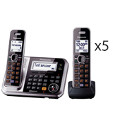 Panasonic KX-TG7875S Bluetooth Phone