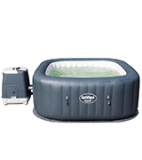 Bestway 54139E Hawaii HydroJet Pro Inflatable Hot Tub