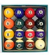 Aramith Premium Billiard/Pool Complete 16 Ball Set