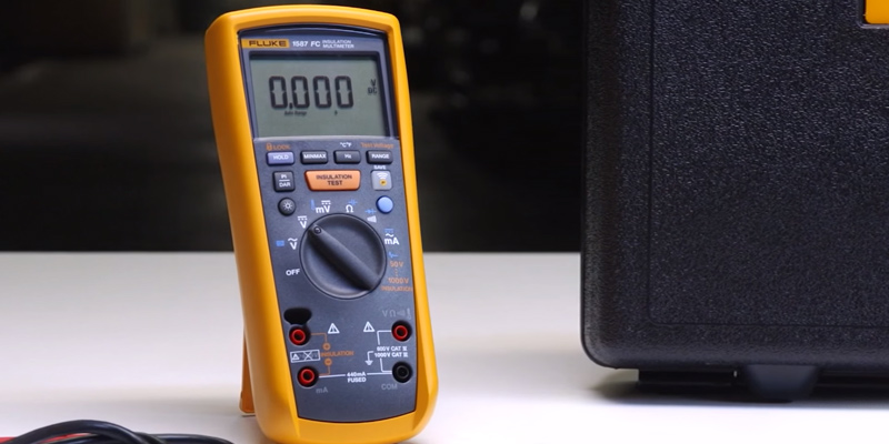 Review of Fluke 1587FC 2-In-1 Insulation Multimeter