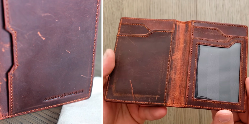 Review of SERMAN BRANDS Minimalist Wallet