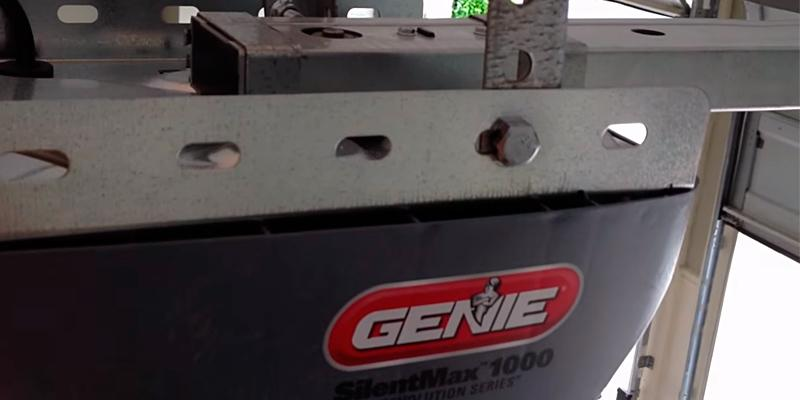 Review of Genie 4042-TKH SilentMax Belt Garage Door Opener