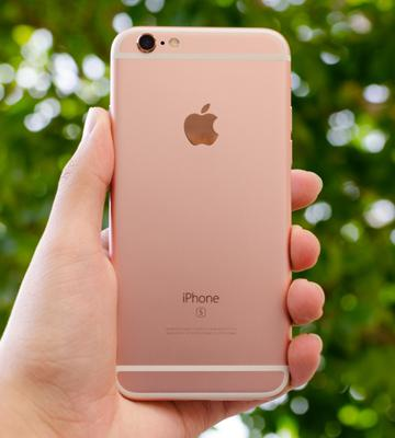 Review of Apple iPhone 6s Plus Factory Unlocked (Rose Gold)