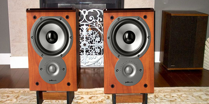 Detailed review of Polk Audio TSi100 Bookshelf Speakers