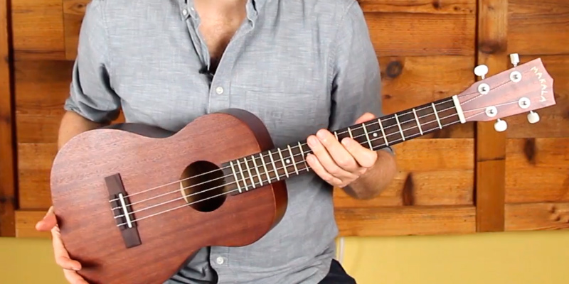 Review of Kala MK-B Makala Ukulele Bundle with Gig Bag