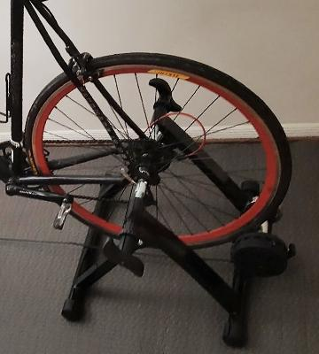 Review of FDW Magnet Steel Bike Bicycle Trainer