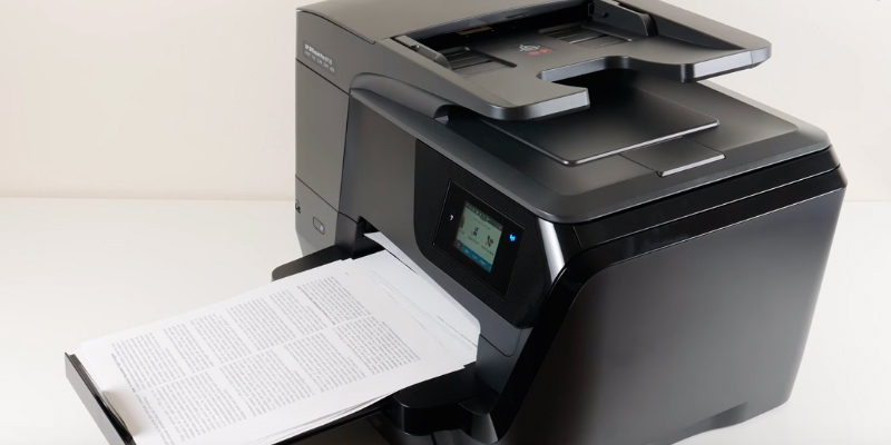 Detailed review of HP OfficeJet Pro 8710 All-in-One Printer
