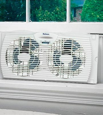 Review of Holmes Dual Blade Twin Window Fan