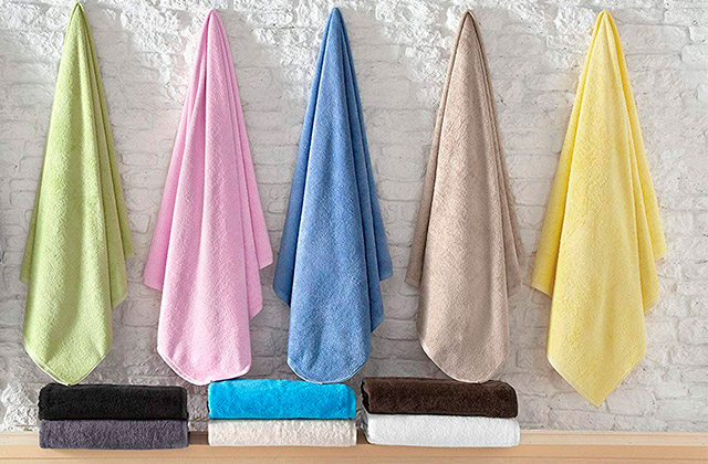 Comparison of Bath Towels