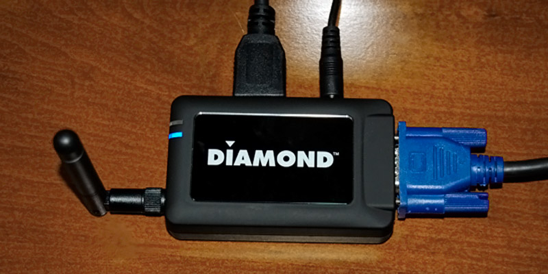 Detailed review of Diamond Multimedia WPCTVPRO Adapter