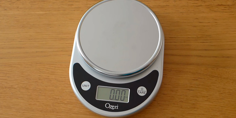 Review of Ozeri ZK14-S Kitchen and Food Scale