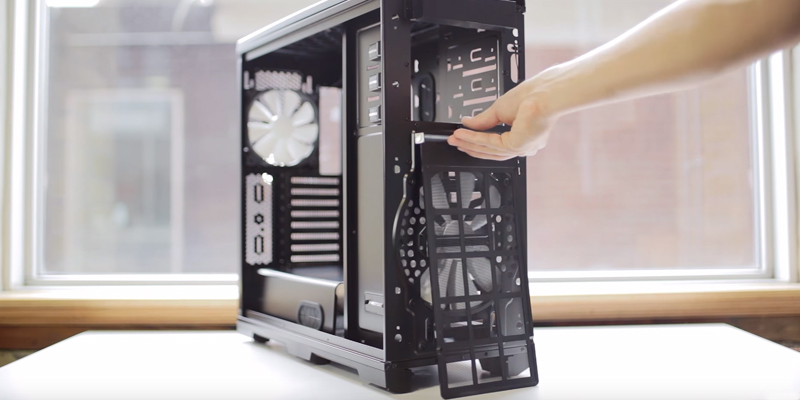 Review of Phanteks Enthoo Pro Full Tower Chassis with Window Cases