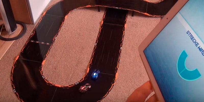 Anki Overdrive Starter Kit in the use