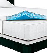 "Serta Rest 3"" Gel Memory Foam Mattress Topper"