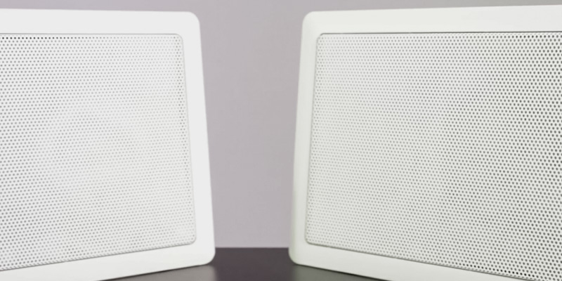 Beautiful In Wall Speaker Covers