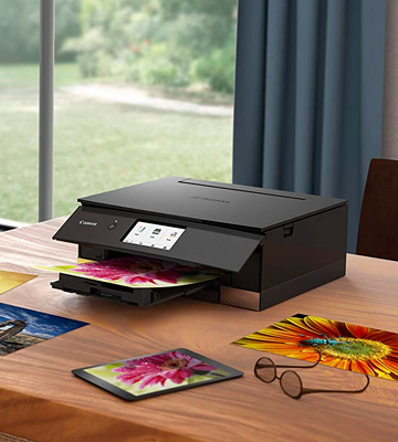 Review of Canon TS8320 All-In-One Wireless Color Printer