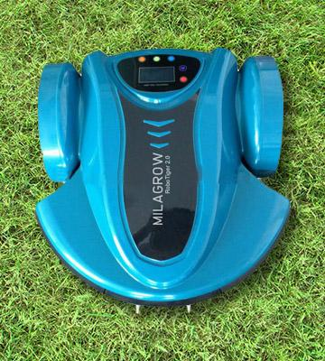 Review of Milagrow RoboTiger 2.0 Robotic Lawn Mower