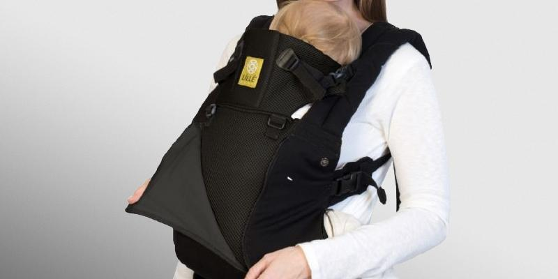Review of LILLEbaby SC-3S-404-PS Ergonomic Baby & Child Carrier