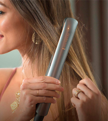 Review of Remington S8598S Flat Iron with Smartpro Sensor Technology