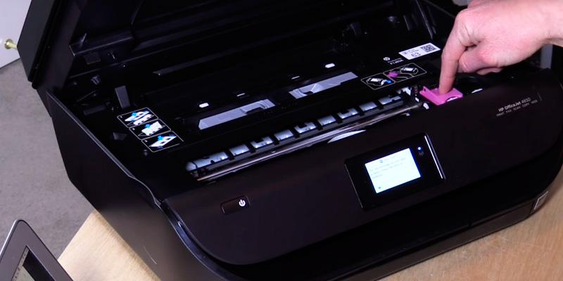 Detailed review of HP Officejet 4650 Wireless All-In-One Inkjet Printer