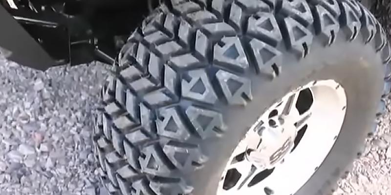 Review of Carlisle All Trail ATV Tire
