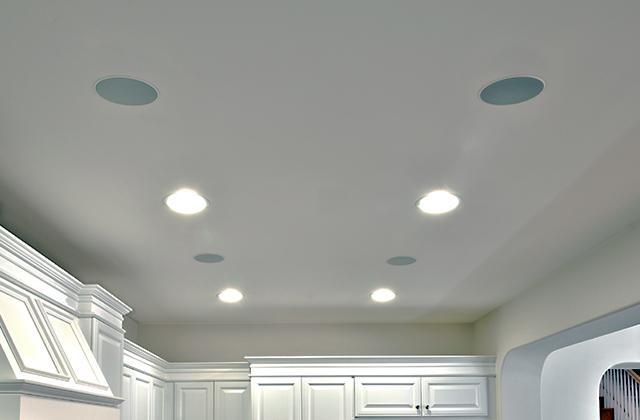 In-Wall & In-Ceiling Speakers