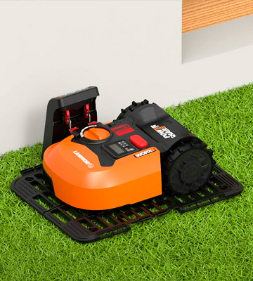 Review of WORX WR140 Landroid M 20V Robotic Lawn Mower