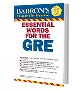 Philip Geer Barron's Essential Words for the GRE