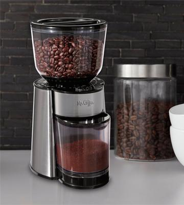 Review of Mr. Coffee BVMC-BMH23 Automatic Burr Mill Grinder