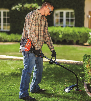 Review of Remington RM2510 Rustler 25cc 2-Cycle 16-Inch Curved Shaft Gas Trimmer