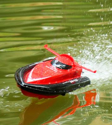 Review of Babrit F1 High Speed RC Boat