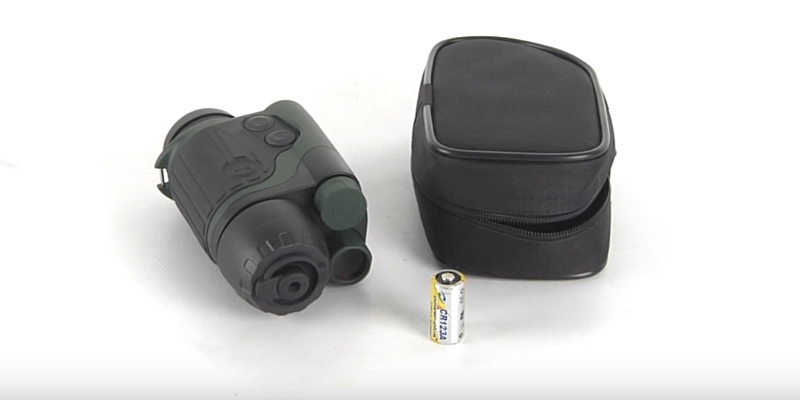 Review of Yukon YK24025 Head Mount Kit Night Vision Monocular