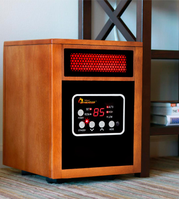 Review of Dr Infrared Heater DR968 Portable Space Heater