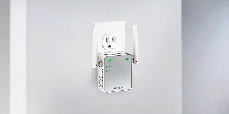 Review of NETGEAR EX2700 N300 Wi-Fi Range Extender