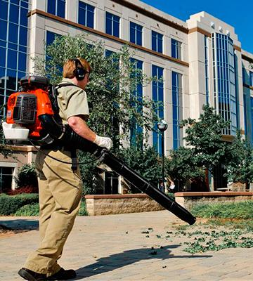 Review of Husqvarna 965877502 350BT Backpack Leaf Blower